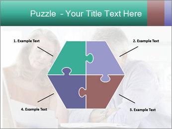 Worried mature PowerPoint Templates - Slide 40