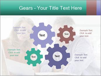 Worried mature PowerPoint Template - Slide 47