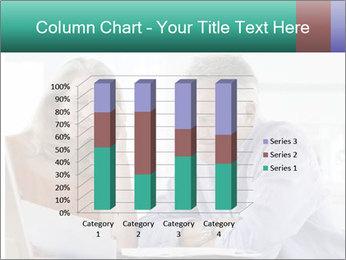 Worried mature PowerPoint Template - Slide 50
