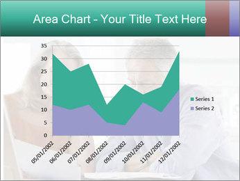 Worried mature PowerPoint Template - Slide 53