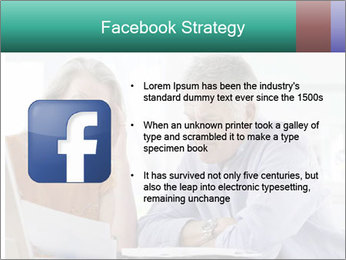 Worried mature PowerPoint Template - Slide 6