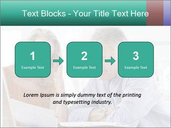 Worried mature PowerPoint Template - Slide 71