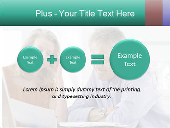 Worried mature PowerPoint Template - Slide 75