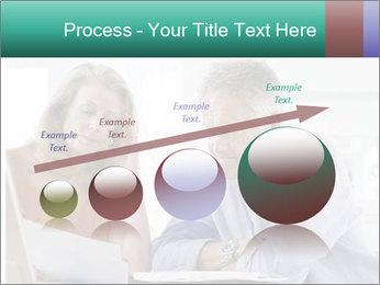 Worried mature PowerPoint Template - Slide 87