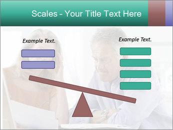 Worried mature PowerPoint Template - Slide 89