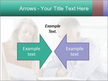 Worried mature PowerPoint Template - Slide 90