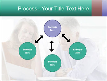 Worried mature PowerPoint Template - Slide 91