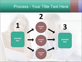 Worried mature PowerPoint Template - Slide 92