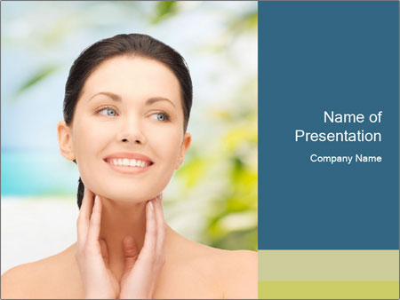 Beauty PowerPoint Templates