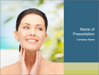 Beauty PowerPoint Templates - Slide 1