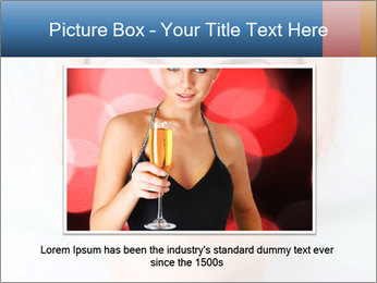 Sexy woman in spa PowerPoint Template - Slide 16