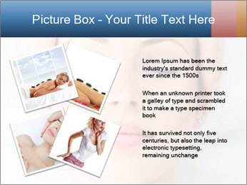Sexy woman in spa PowerPoint Template - Slide 23
