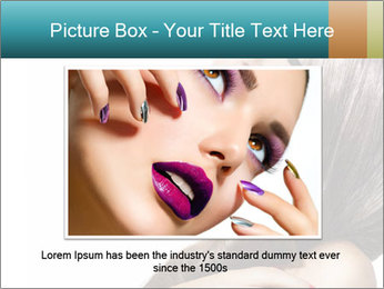 Sexy Beauty Girl PowerPoint Template - Slide 16