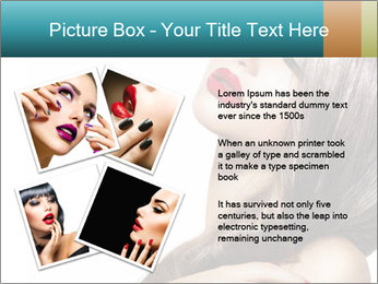 Sexy Beauty Girl PowerPoint Templates - Slide 23