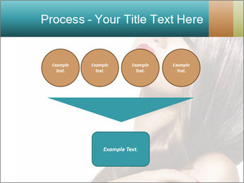 Sexy Beauty Girl PowerPoint Template - Slide 93