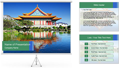 0000087469 PowerPoint Template