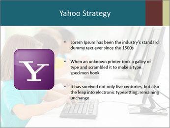 Group elementary school PowerPoint Templates - Slide 11