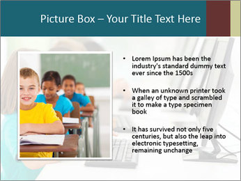 Group elementary school PowerPoint Templates - Slide 13