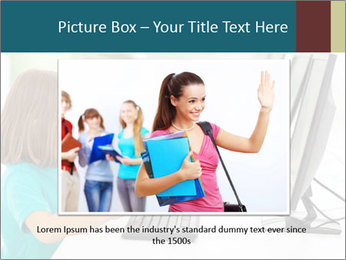 Group elementary school PowerPoint Templates - Slide 16