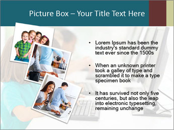 Group elementary school PowerPoint Templates - Slide 17