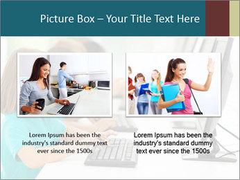 Group elementary school PowerPoint Templates - Slide 18