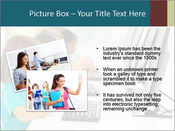 Group elementary school PowerPoint Templates - Slide 20