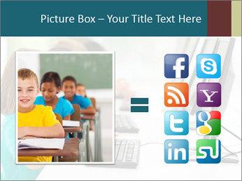 Group elementary school PowerPoint Templates - Slide 21