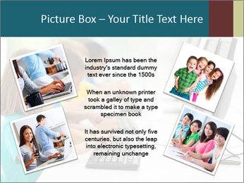 Group elementary school PowerPoint Templates - Slide 24
