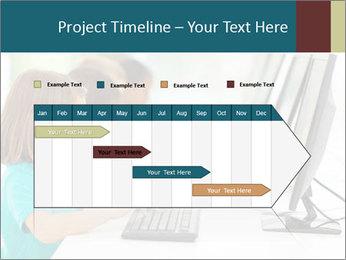 Group elementary school PowerPoint Templates - Slide 25