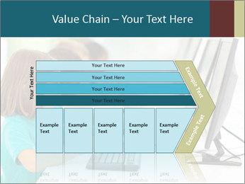 Group elementary school PowerPoint Templates - Slide 27