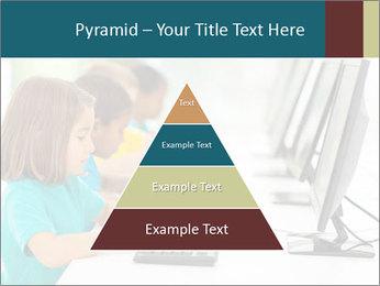 Group elementary school PowerPoint Templates - Slide 30