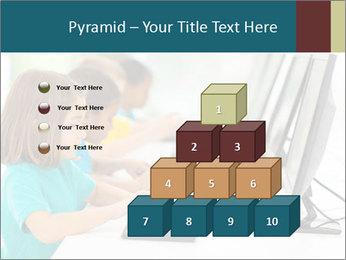 Group elementary school PowerPoint Templates - Slide 31
