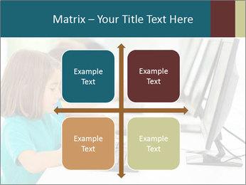 Group elementary school PowerPoint Templates - Slide 37