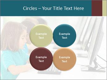 Group elementary school PowerPoint Templates - Slide 38