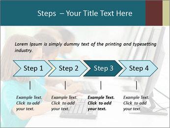 Group elementary school PowerPoint Templates - Slide 4