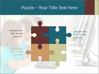 Group elementary school PowerPoint Templates - Slide 43