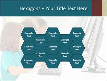Group elementary school PowerPoint Templates - Slide 44
