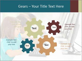 Group elementary school PowerPoint Templates - Slide 47