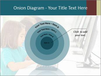Group elementary school PowerPoint Templates - Slide 61