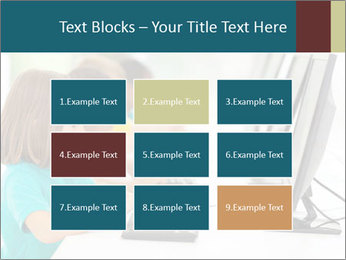 Group elementary school PowerPoint Templates - Slide 68