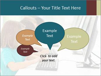 Group elementary school PowerPoint Templates - Slide 73