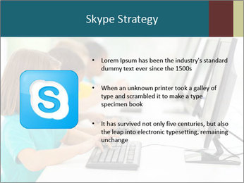 Group elementary school PowerPoint Templates - Slide 8