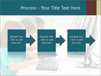 Group elementary school PowerPoint Templates - Slide 88