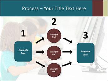 Group elementary school PowerPoint Templates - Slide 92