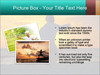 Chinese Elderly Woman PowerPoint Templates - Slide 20