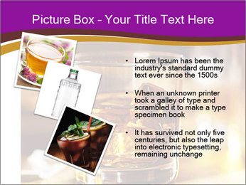 Cocktail glass PowerPoint Template - Slide 17