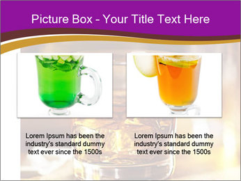Cocktail glass PowerPoint Template - Slide 18