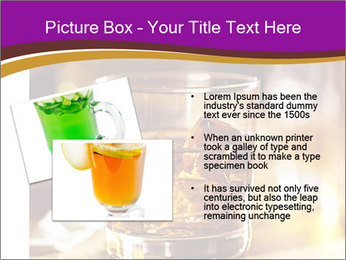 Cocktail glass PowerPoint Templates - Slide 20