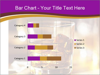 Cocktail glass PowerPoint Template - Slide 52