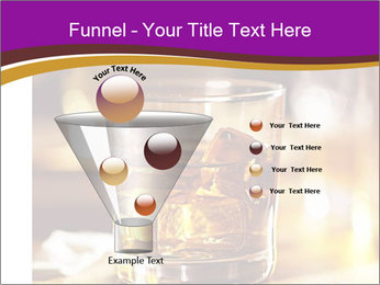 Cocktail glass PowerPoint Template - Slide 63